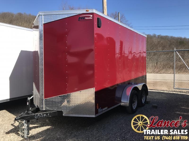 2019 RC Trailer 7'x12' Enclosed Cargo KM652141