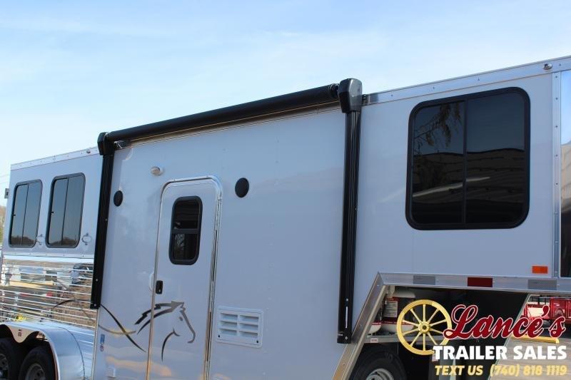 2021 Harmar 2 Horse Slant Load Horse Trailer