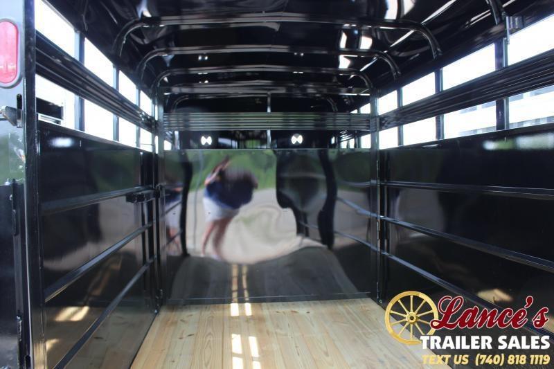 2020 Corn Pro 14 ft. Livestock Trailer