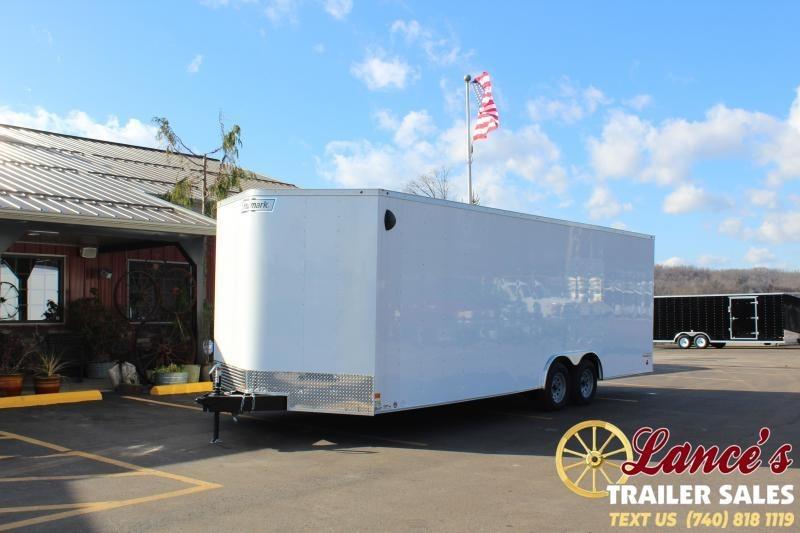 2020 Haulmark 24Ft. Enclosed Cargo Trailer
