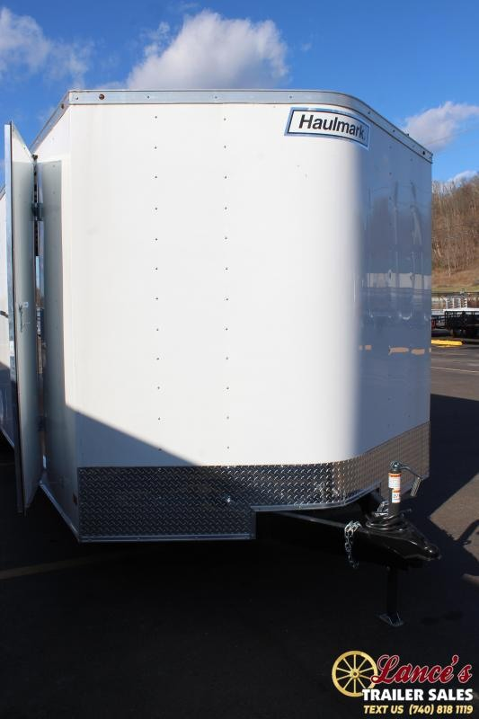 2020 Haulmark 24Ft. Enclosed Cargo Trailer