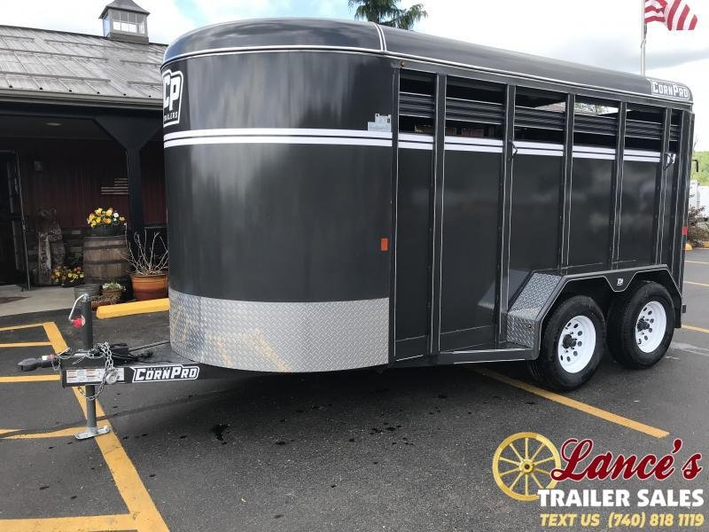 2019 CornPro 14' w/ Horse Package