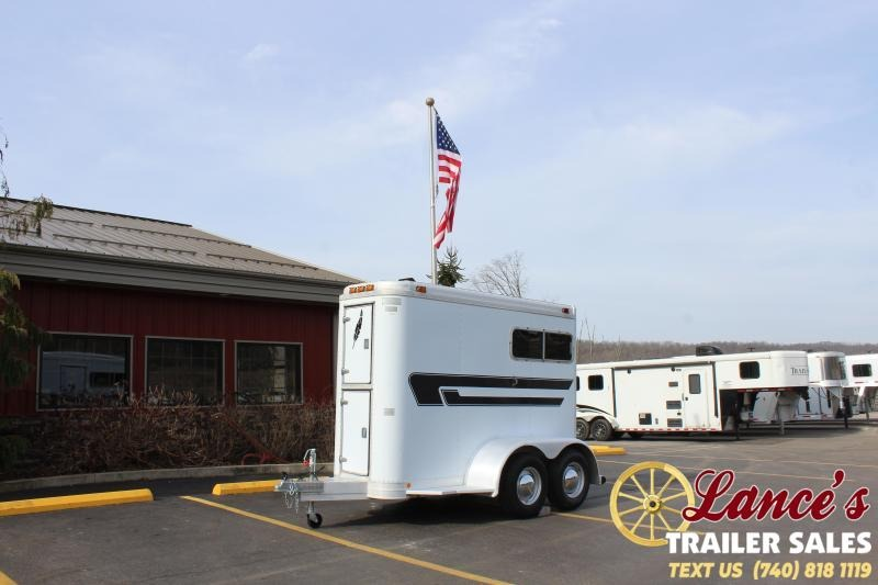 1986 Featherlite 10Ft. 1 Horse Trailer