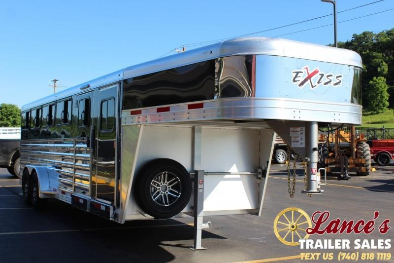 2020 Exiss 24 Ft. Low Pro Show Trailer