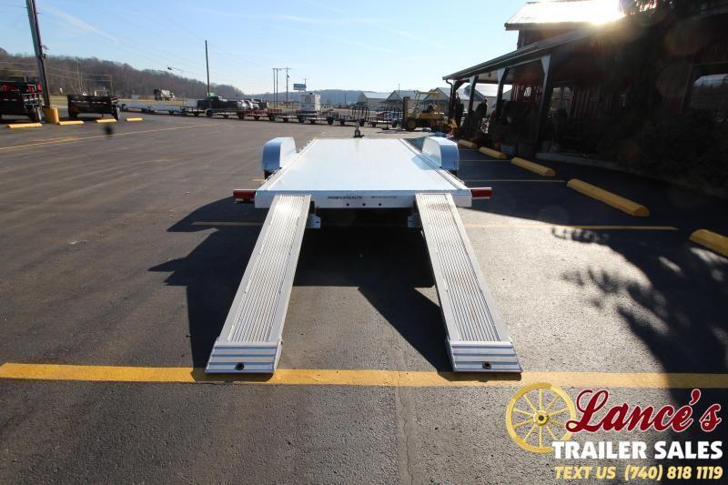 2020 Featherlite 20' Aluminum Open Car Hauler