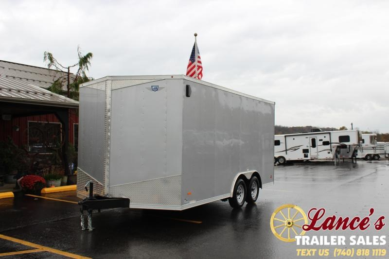 2020 RC 8.5Ft. x 16Ft. Enclosed Car Trailer
