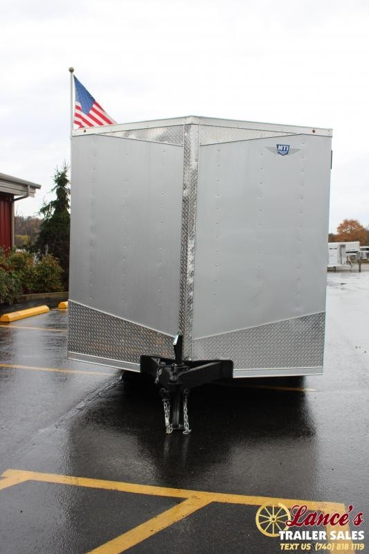 2020 RC 8.5Ft. x 16Ft. Enclosed Car Trailer