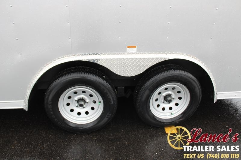 2020 RC Trailers MDLX8.5X16TA2 Enclosed Cargo Trailer