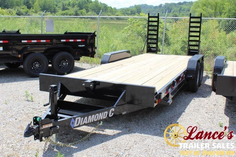 2019 Diamond C 20X82 Equipment Trailer
