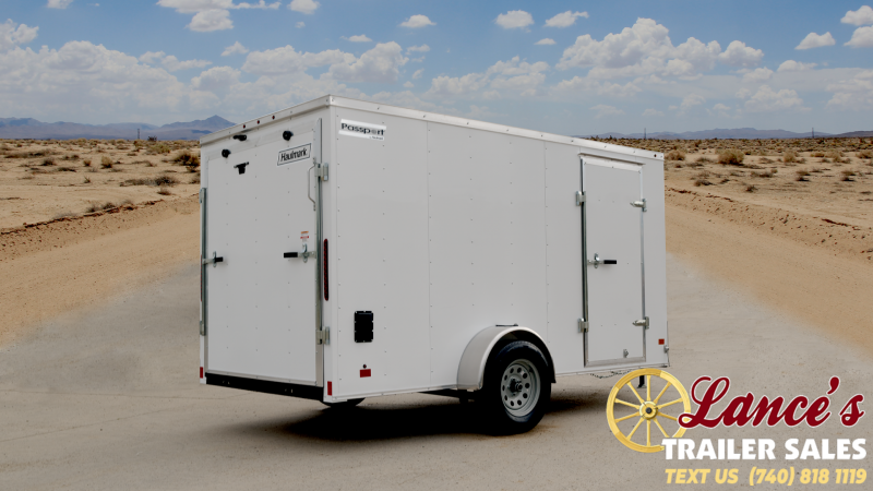 2020 Haulmark 6'x10' Enclosed Cargo Trailer