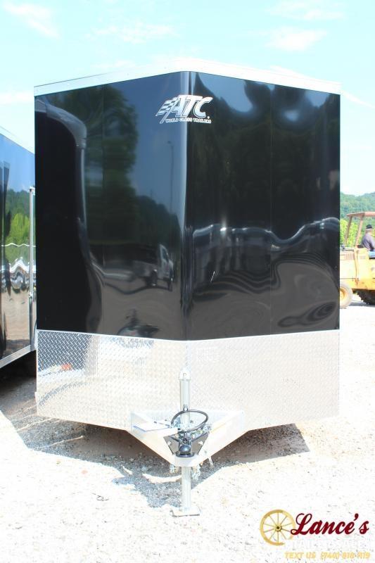 2020 ATC 7Ft. x 14Ft. Enclosed Cargo Trailer