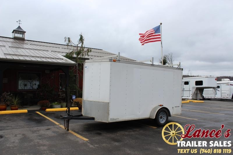 2006 American Hauler Night Hawk Enclosed Cargo Trailer
