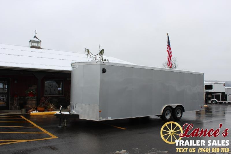 2020 Haulmark Transport 8.5Ft. x 24 ft. Enclosed Car Hauler