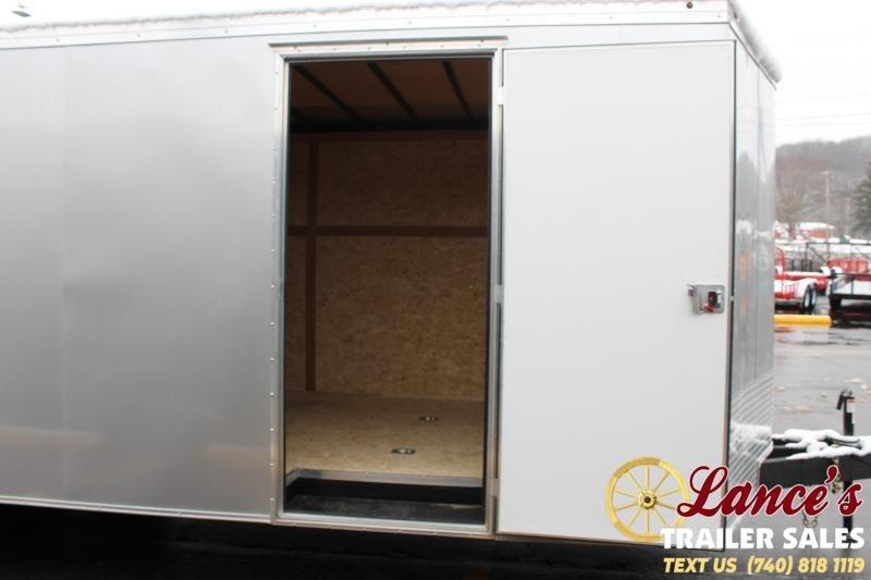 2020 Haulmark Transport 8.5Ft. x 24 ft. Enclosed Car Hauler