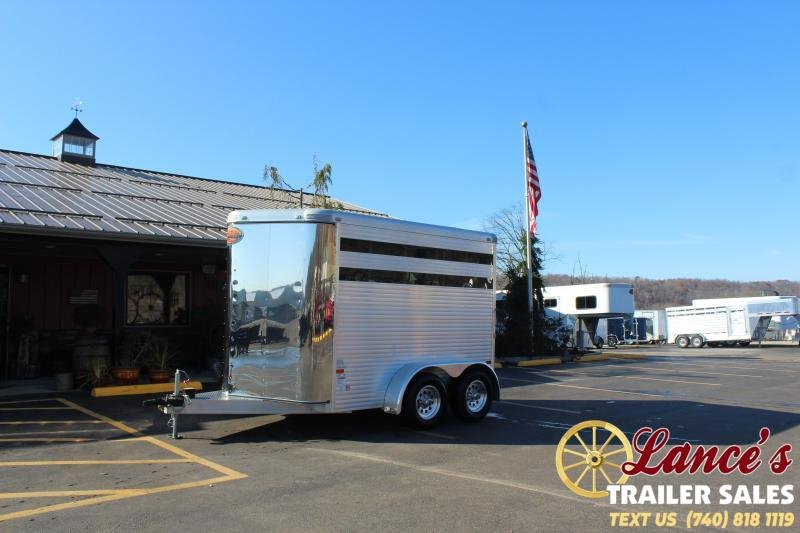2015 Sundowner 12Ft. Stockman Livestock Trailer