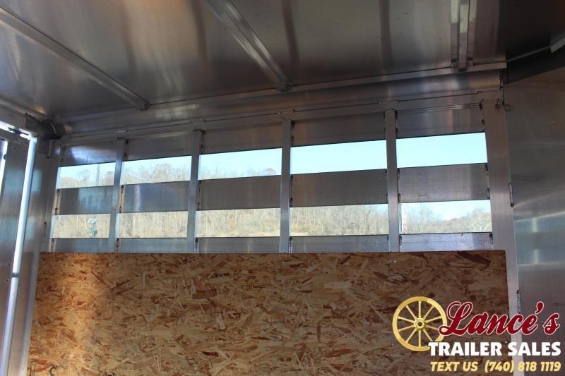 2015 Sundowner 12Ft. Stockman Livestock Trailer