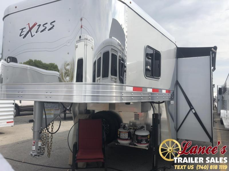 2020 Exiss Trailers Exiss Endeavor 8312 Horse Trailer