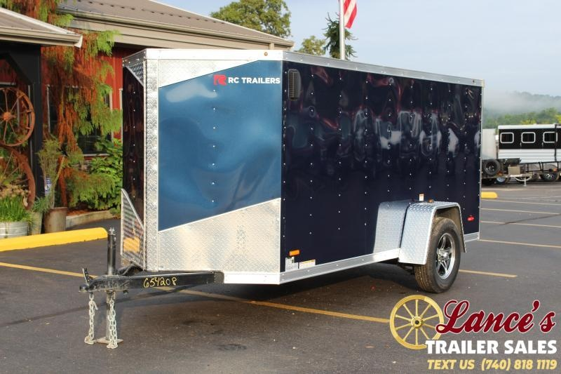 2019 RC 5'x12'x5' Enclosed Cargo Trailer