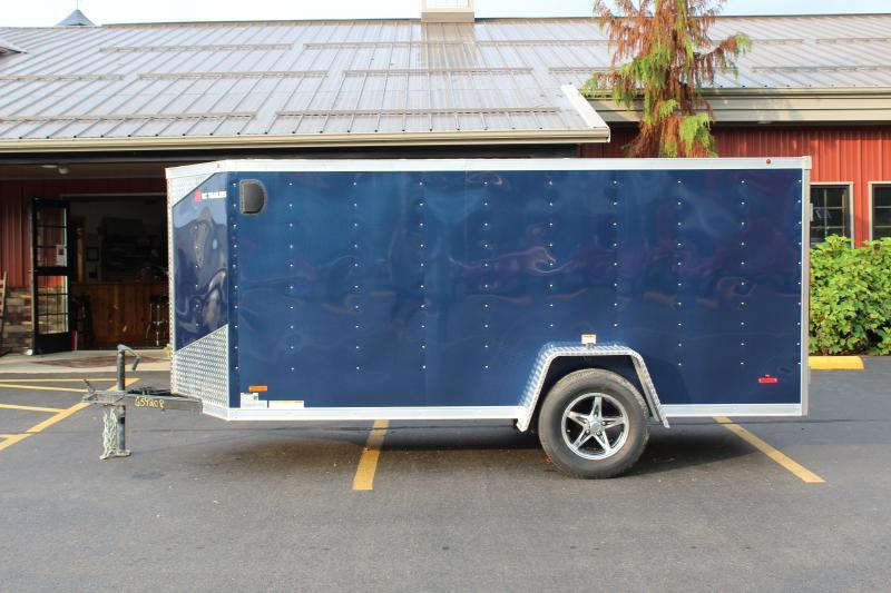 2019 RC 5'x12'x5' Enclosed Cargo Trailer