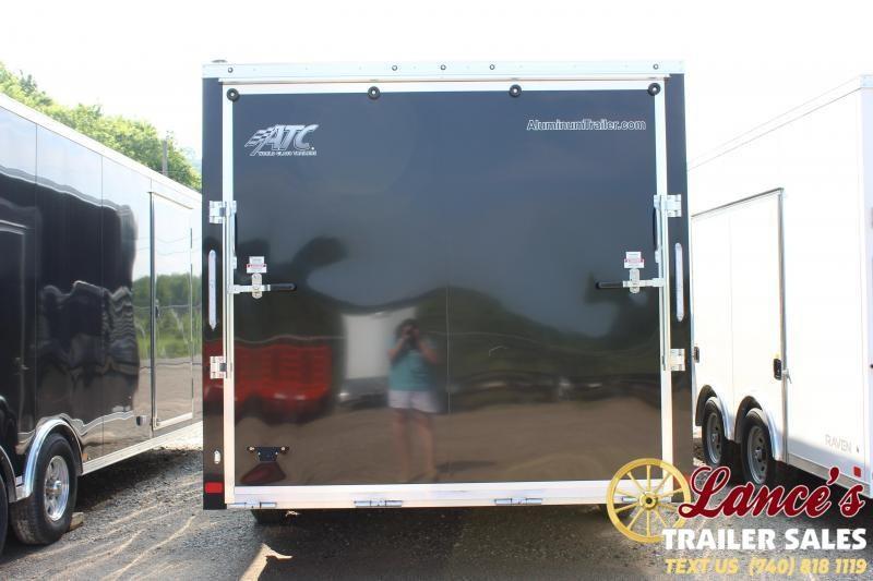 2019 ATC 20 Ft. Enclosed Car Hauler