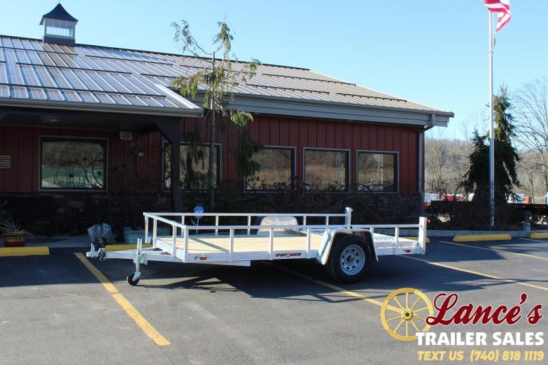 "2020 Sport Haven 72"" x 12Ft. Utility Trailer"