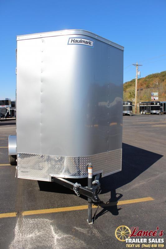 2020 Haulmark  Enclosed Cargo Trailer