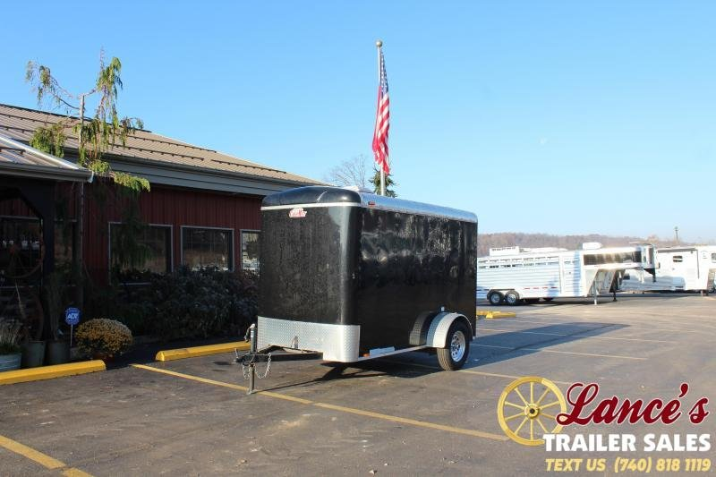 2012 Cargo Mate BL510SA Enclosed Cargo Trailer