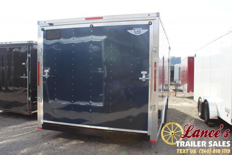 2020 RC 8.5Ft. x 20Ft. Enclosed Cargo Trailer