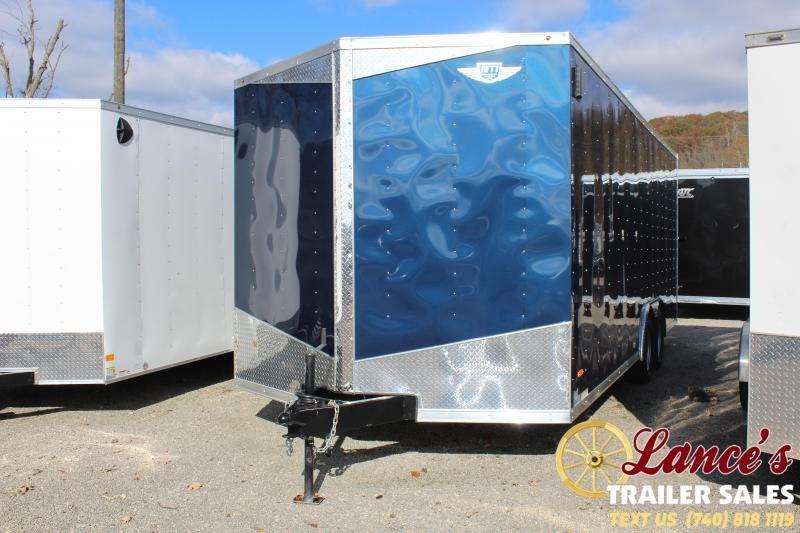 2020 RC Trailers MDLX8.5X20TA2 Enclosed Cargo Trailer