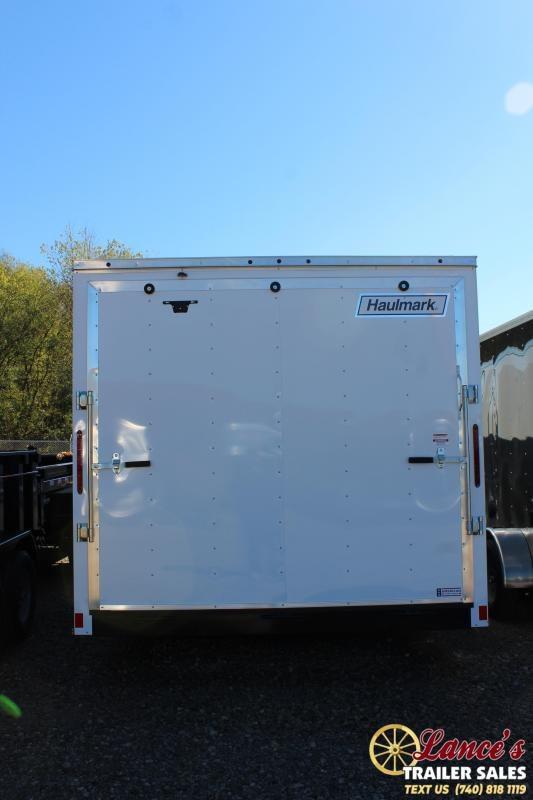 2020 Haulmark 8.5Ft. x 24Ft. Enclosed Cargo Trailer