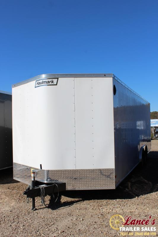 "2020 Haulmark 8'6"" x 24' Enclosed Cargo Trailer"