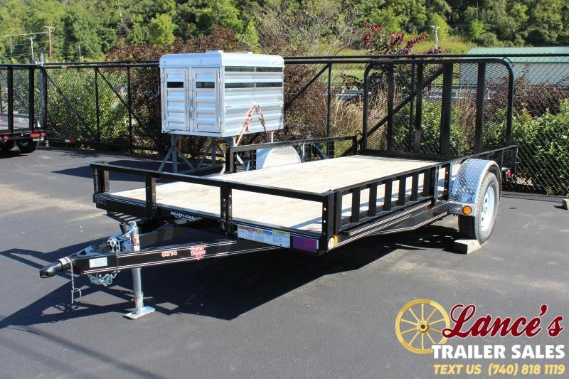 "2019 PJ 83"" x 14ft. Utility Trailer"