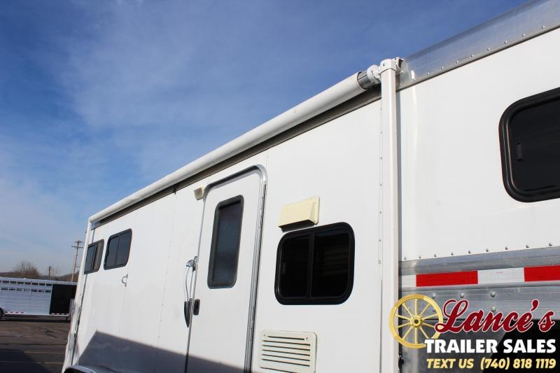 2010 Blue Ribbon 2 Horse Slant Load Horse Trailer