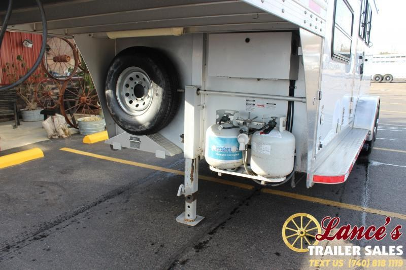 2010 Blue Ribbon 2 Horse Slant Load Horse Trailer