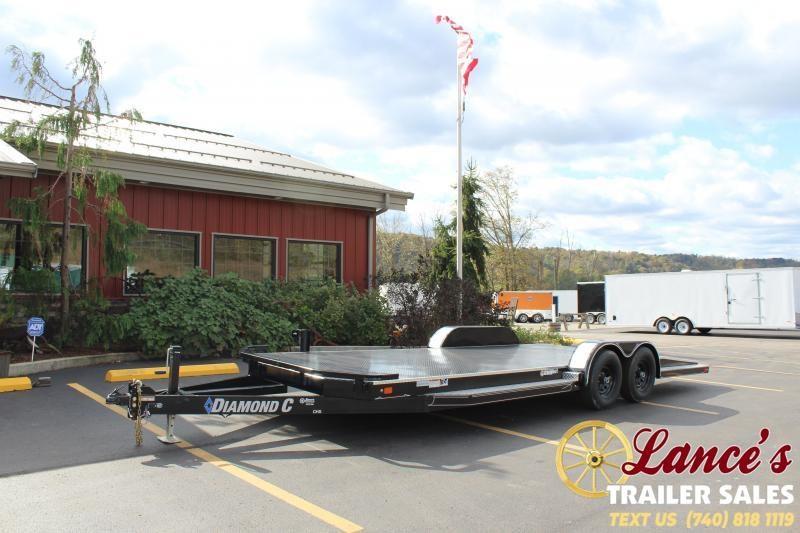 2020 Diamond C Trailers Roadclipper Custom Toy Hauler