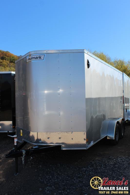 2020 Haulmark 7Ft. x 14Ft. Enclosed Cargo Trailer