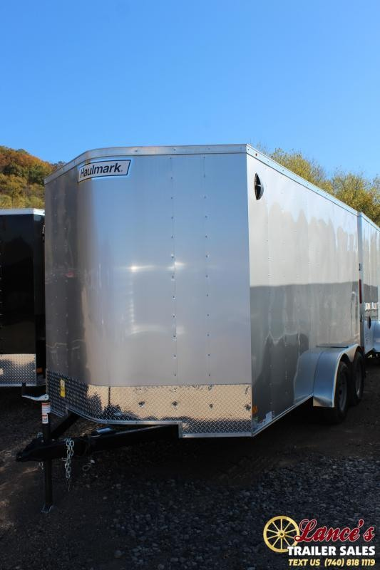 2020 Haulmark 7Ft. x 14Ft. Enclosed Cargo Trailer