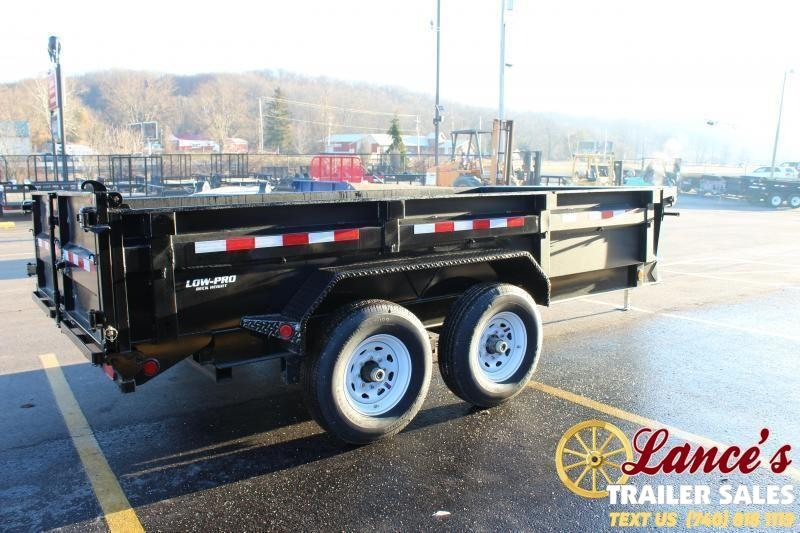 2020 PJ Trailers 14Ft. Dump Trailer