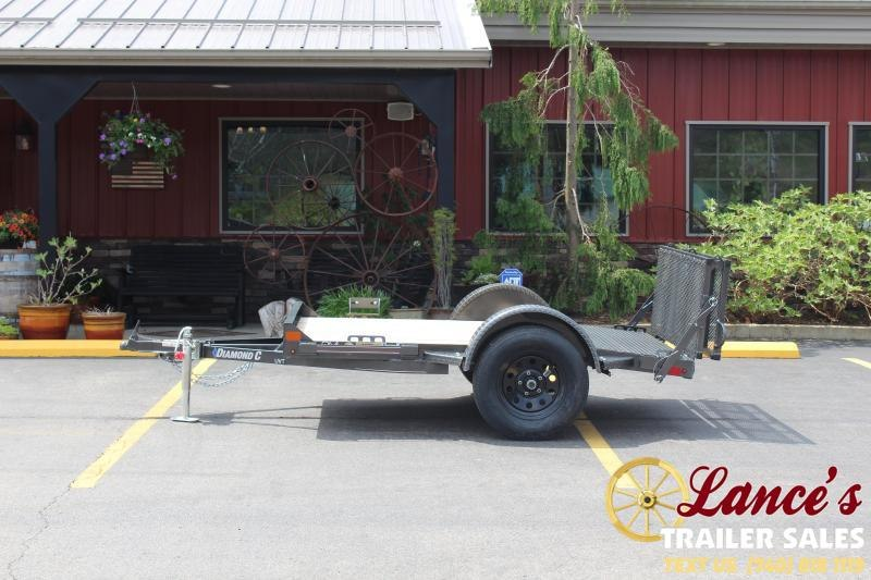 "2020 Diamond C 60""x 8' Utility Trailer"