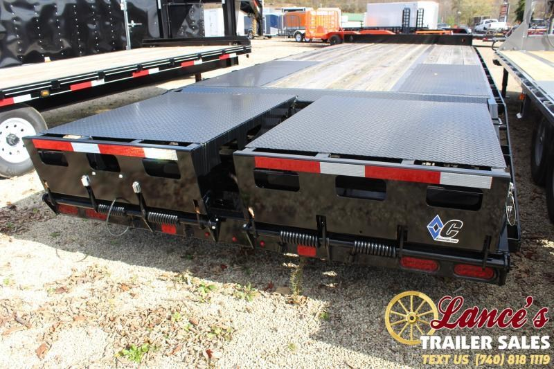 2019 Diamond C Trailers PX210L25X102M Equipment Trailer