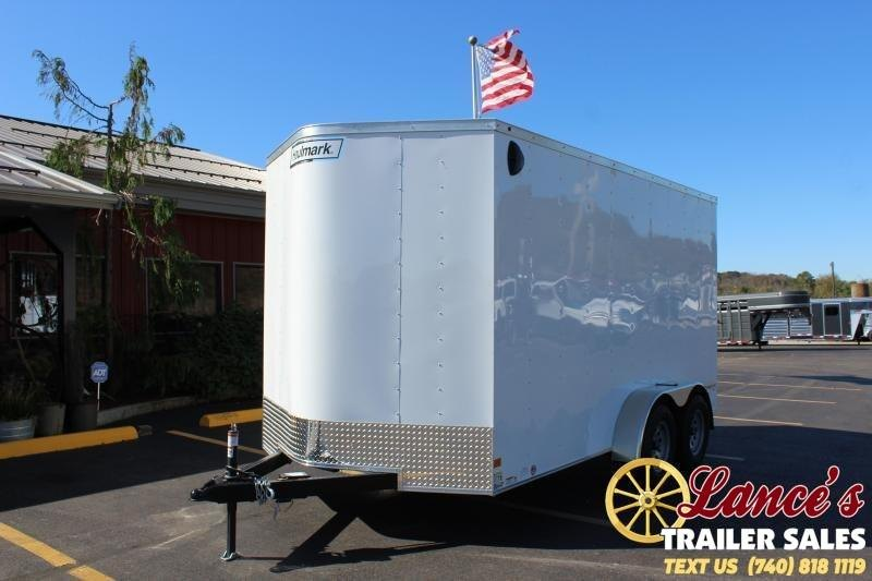 2020 Haulmark Enclosed Cargo Trailer