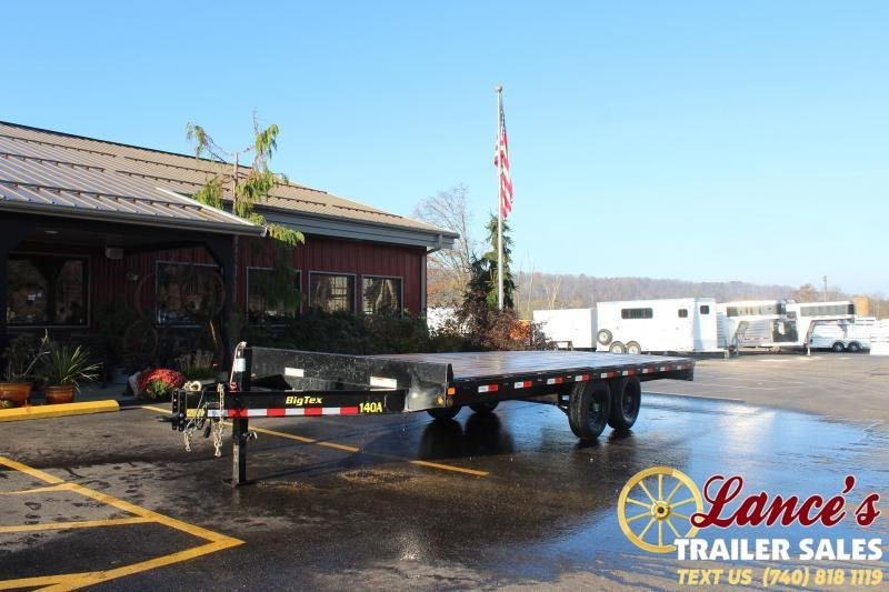 2019 Big Tex Trailers 102X20-DO Equipment Trailer