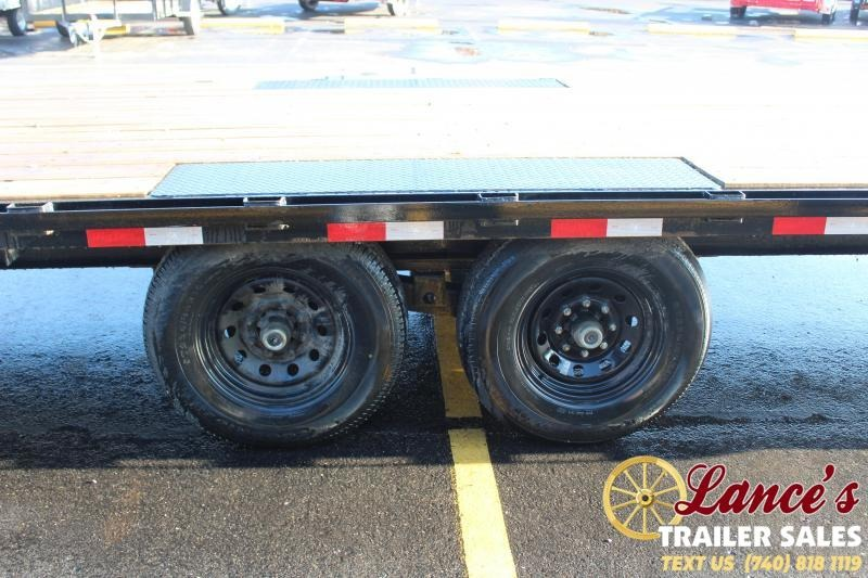 "2019 Big Tex  102"" x 20Ft. Equipment Trailer"