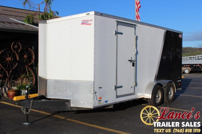 2019 American Hauler Industries Used Cargo Enclosed Cargo Trailer