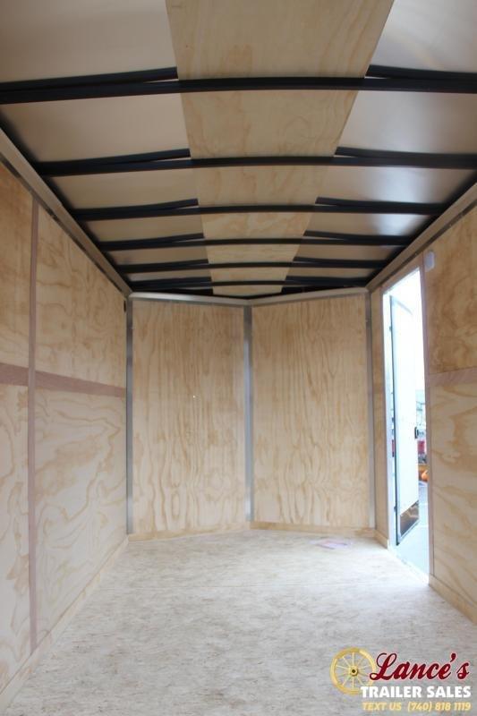 2020 RC Trailers RDLX7X16TA2 Enclosed Cargo Trailer