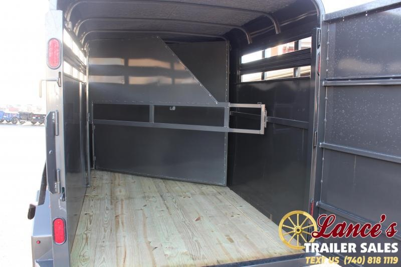 2019 CornPro 14' Stock w/ Horse Package