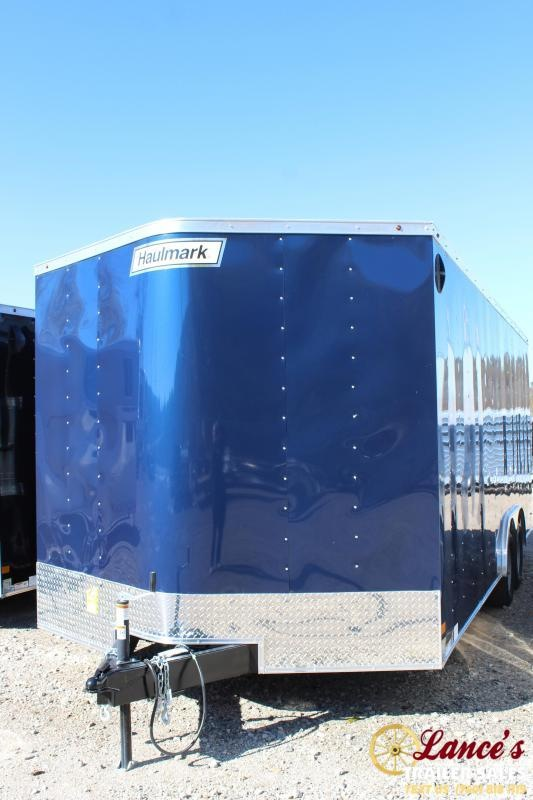 "2020 Haulmark 8.5'x20'x6'6"" Enclosed Cargo Trailer"