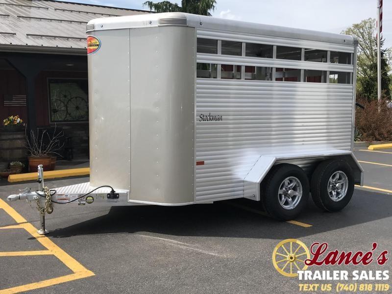 *DEMO* 2020 Sundowner 12 Ft. Livestock Trailer