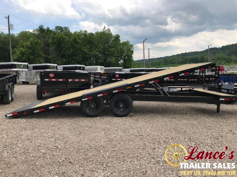 "2020 PJ 102"" x 24Ft.TILT EQUIPMENT trailer"
