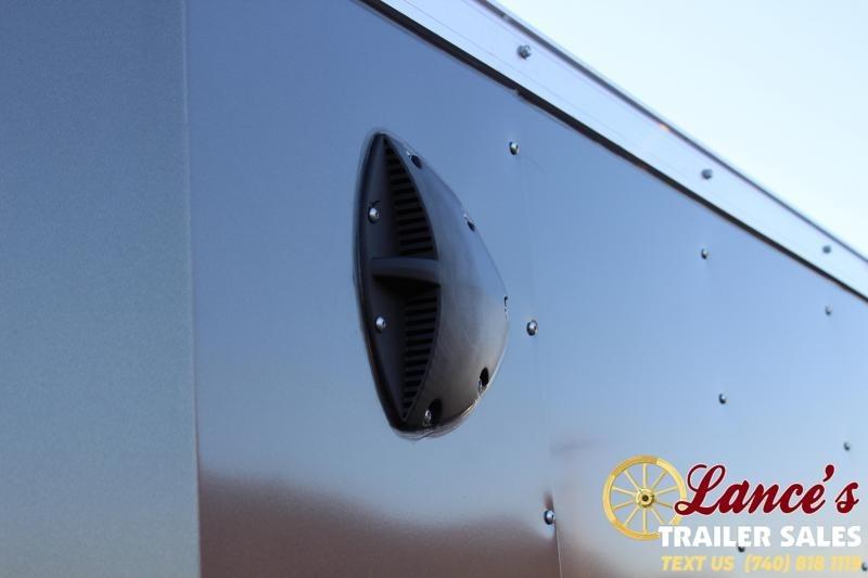 2020 Haulmark 5Ft. x 8Ft. Enclosed Cargo Trailer